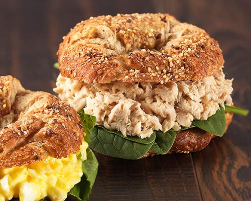 Multigrain Croissant Sandwich