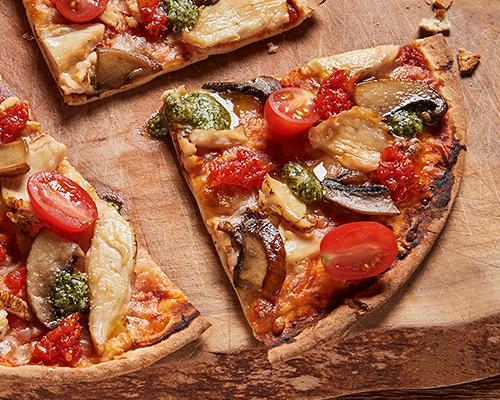 Chicken Pizzetta