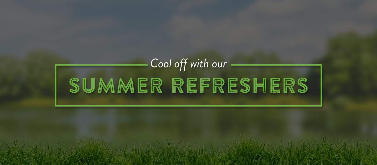Summer Refreshers – WFC