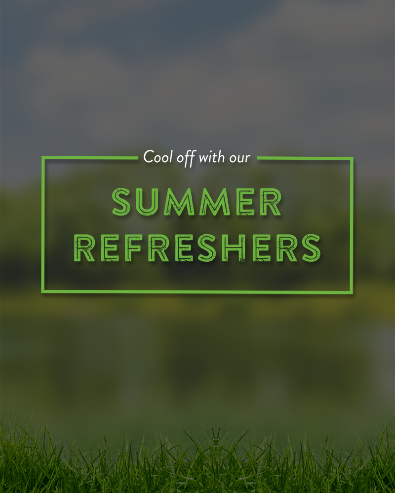View Our Summer Refreshers